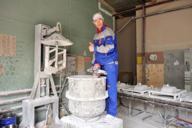 Технология производства жидкого камня