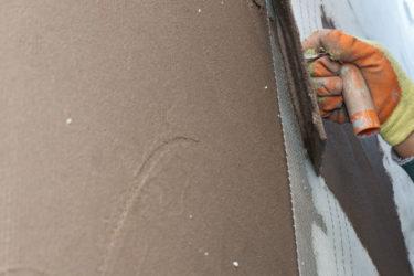 Шпаклевка по пенопласту фасадная