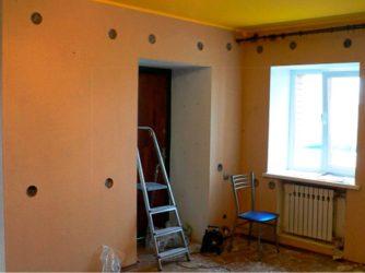 Как утеплить угловую комнату в кирпичном доме?
